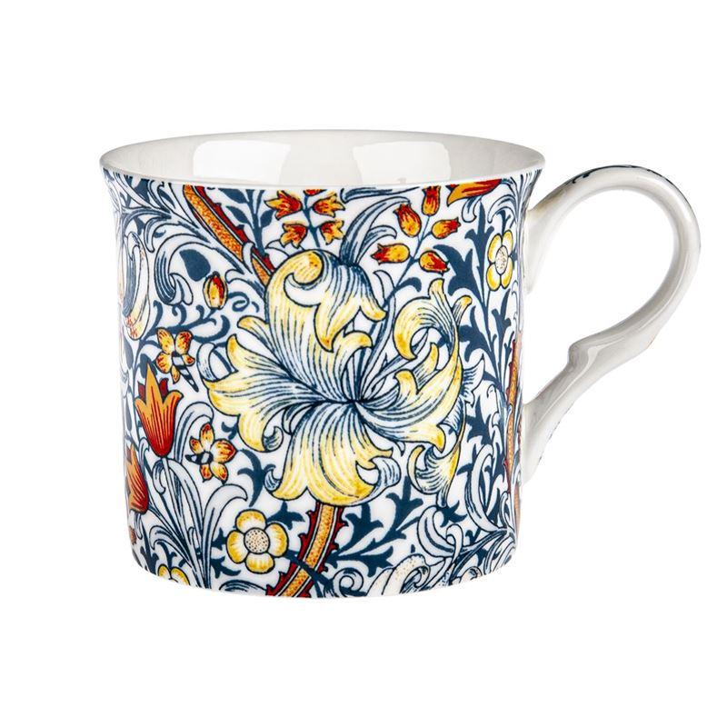 Heritage – Palace Fine Bone China Mug Blue Lily