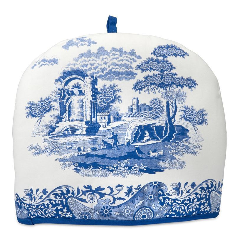 Spode by Pimpernel – Blue Italian Tea Cosy 36x27cm