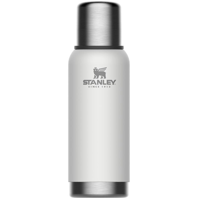 Stanley – Adventure Series Polar White Double Wall Vacuum Insulated Bottle 730ml