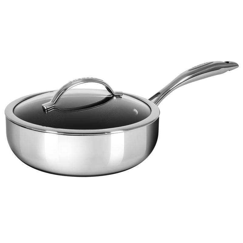 Scanpan – HaptIQ Covered 26cm Deep Sauté Pan 3.7Ltr (Made in Denmark)