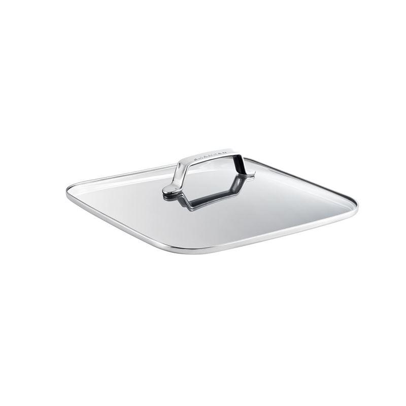 Scanpan – TechnIQ Square Glass Lid 28x28cm