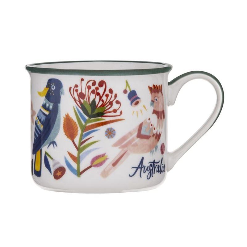 Australiana – Birdlife Bone China Mug 475ml