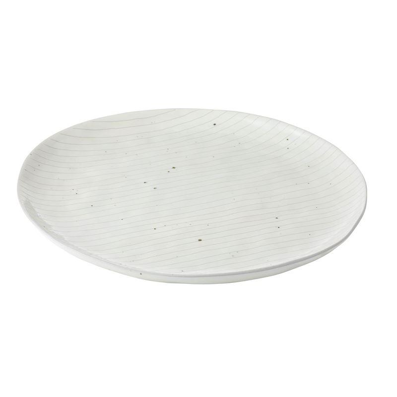 Academy – Pinstripe 33cm Resturant Plate