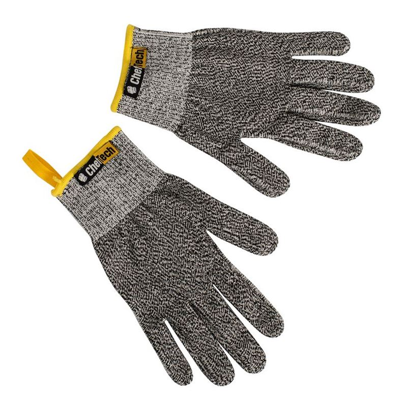 ChefTech – Fibre Knitted Gloves – Pair Cut Resistant Level 5