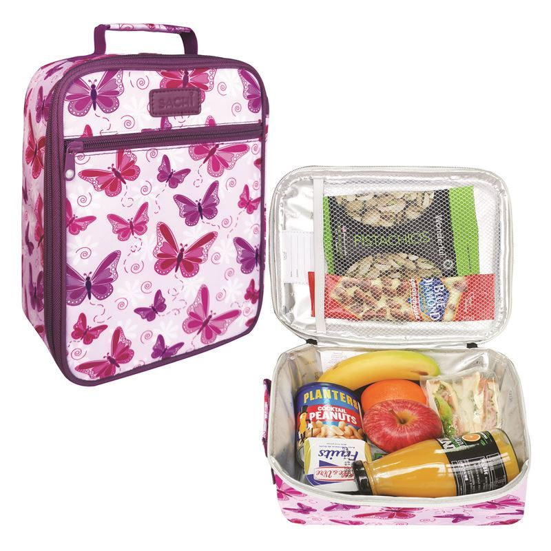 Sachi – Style 225 Insulated Lunch Bag Butterflies