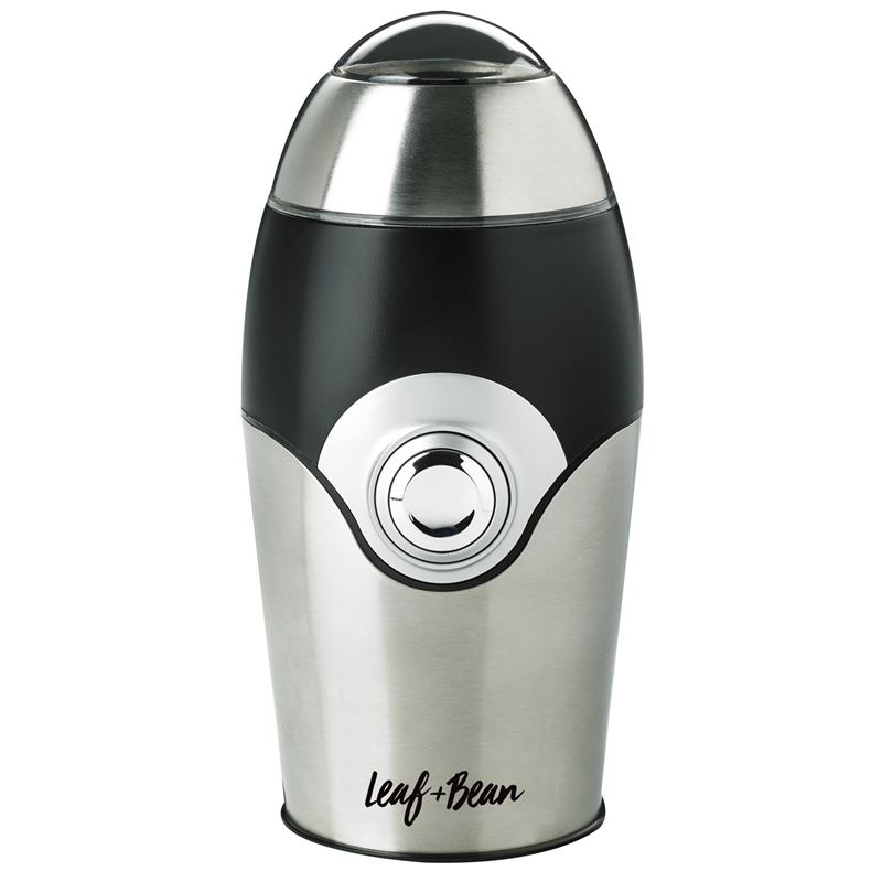 Leaf & Bean – 2 in 1 Electric Coffee Grinder