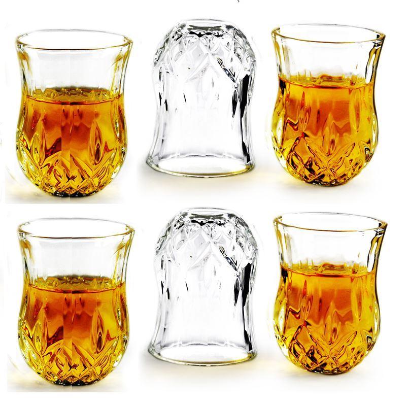Circleware – Wentworth 52ml Glass Shot Glasses Set of 6