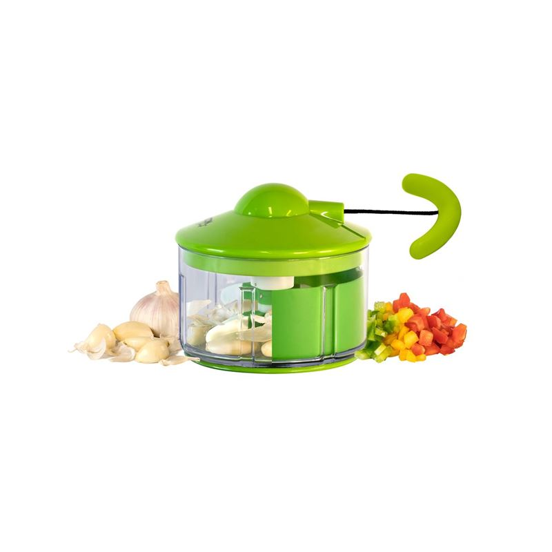 IconChef – Peel & Dice Garlic Cutter and Mincer