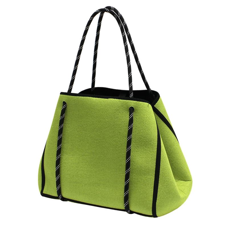 Iconchef – Neoprene Market Tote Lime 22Ltr