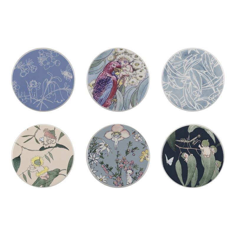 May Gibbs by Ecology – Ceramic Coaster Round