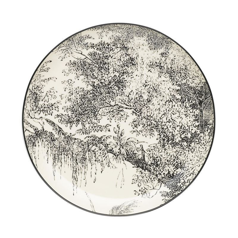 Ecology – Expedition Bone China Side Plate 21cm Raj