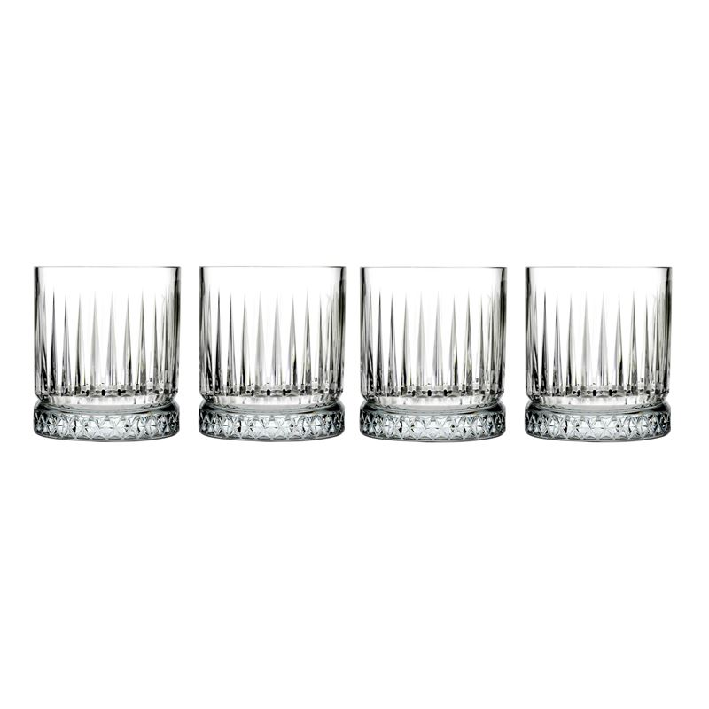 Pasabahce – Elysia Double Old Fashioned 355ml Set of 4