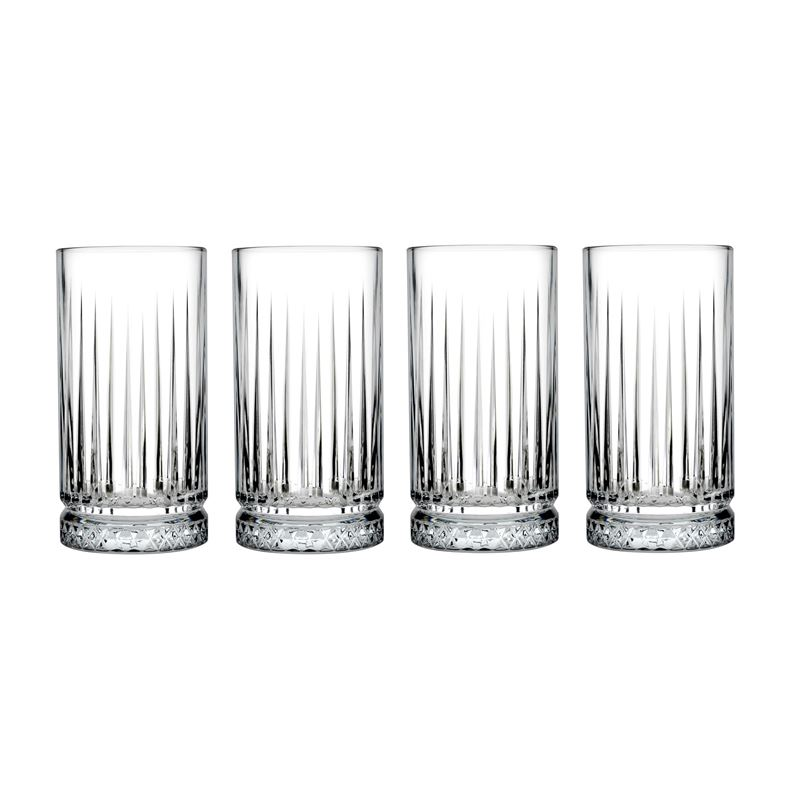 Pasabahce – Elysia Long Drink 445ml Set of 4