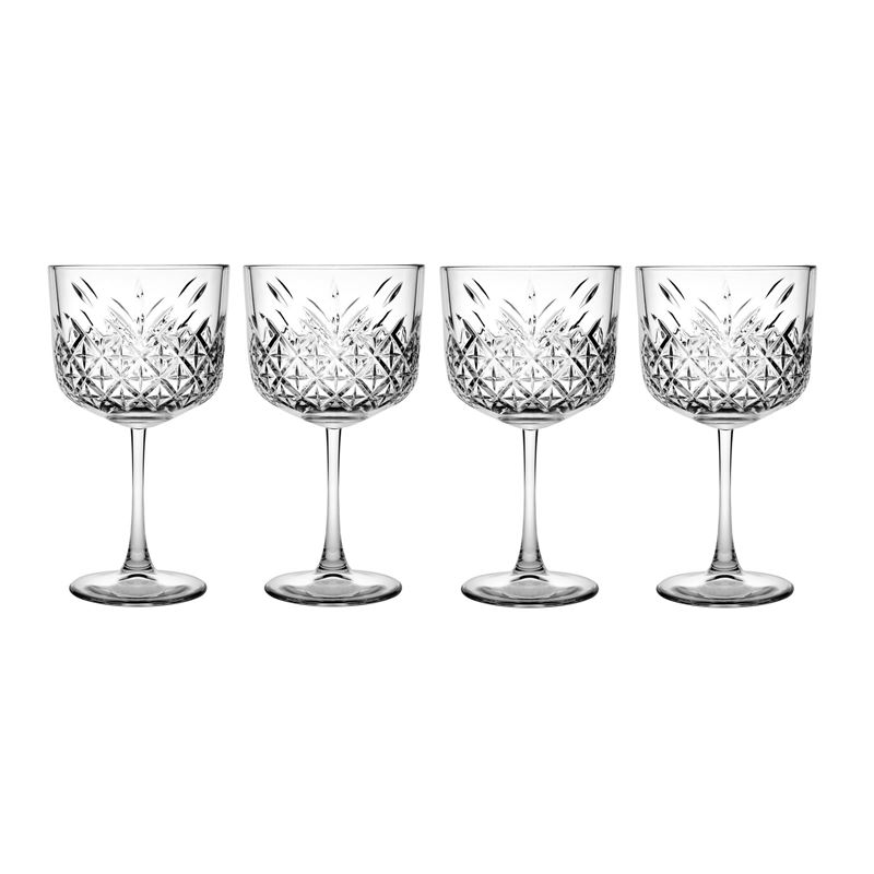 Pasabahce – Timeless Stemless G & T Wine 500ml Set of 4