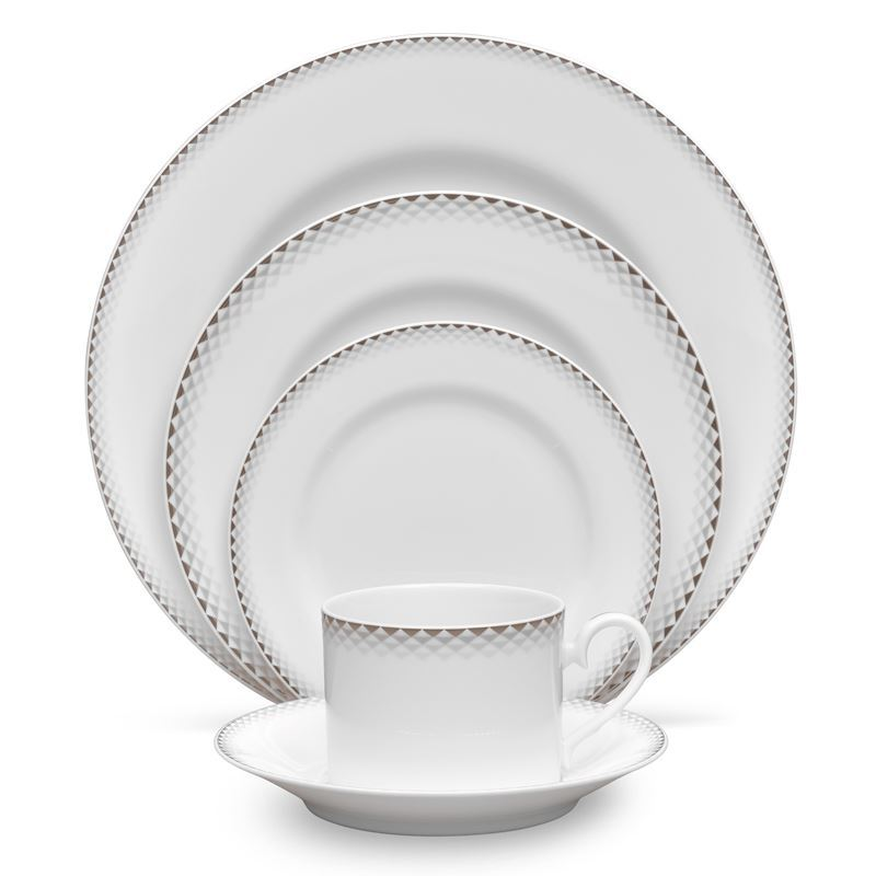 Noritake – City Dawn 20pc Dinner Set