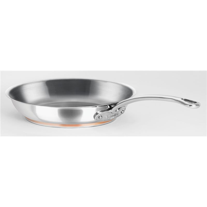 Chasseur – Le Cuivre 28cm Stainless Steel Copper Based Frypan