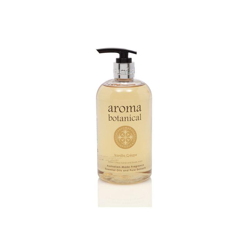 Aromabotanical – Hand & Body Wash 500ml Vanilla Cream
