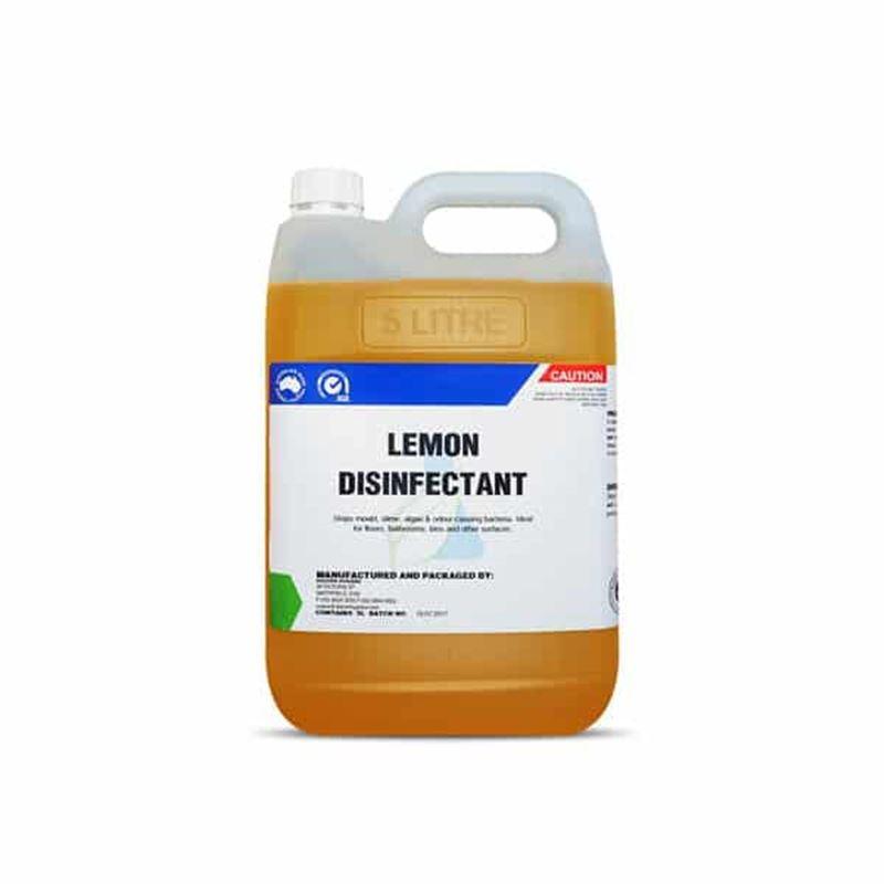 Dalcon Hygiene – Lemon Disinfectant 5Ltr (Made in Australia)