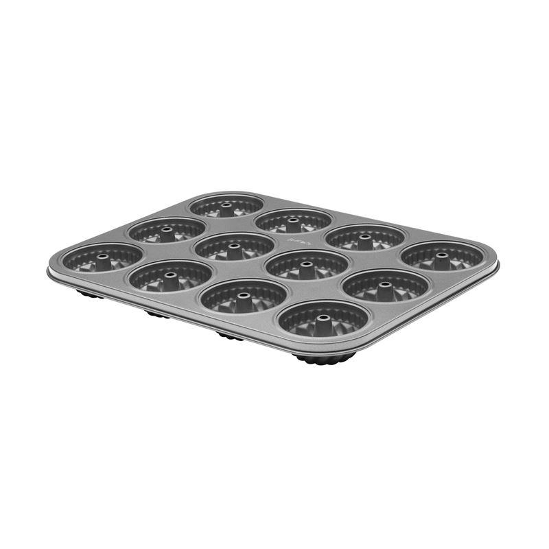 Pyrex – Platinum Non-Stick 12 Cup Mini Bundt Pan