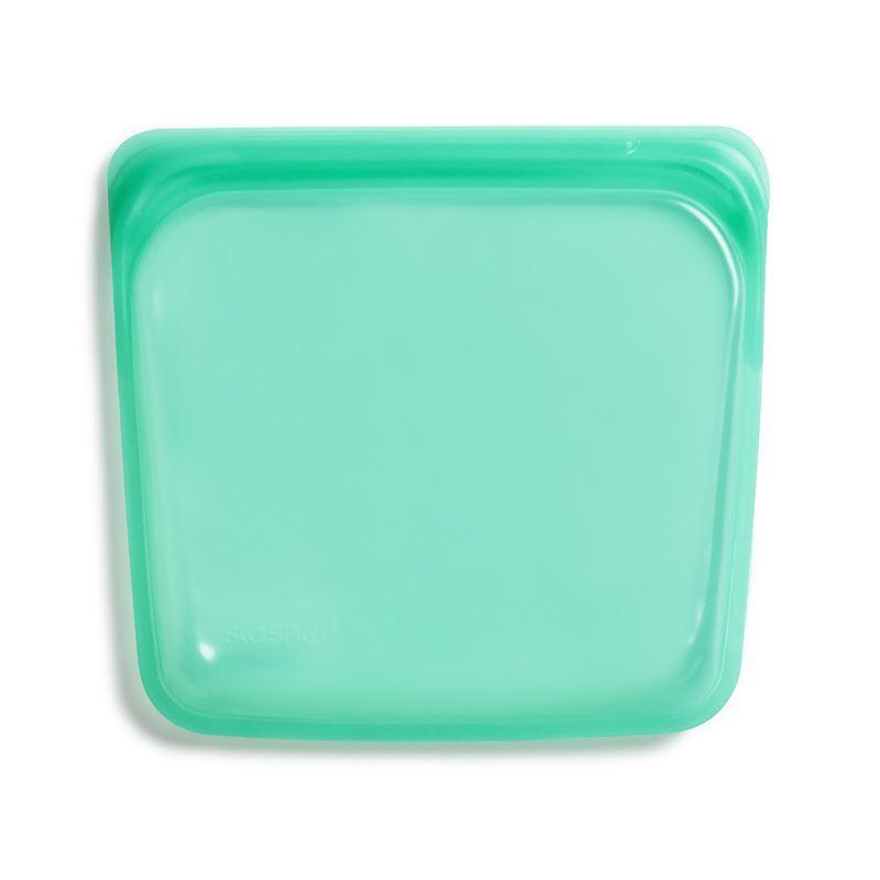 Stasher – Sandwich Bag 450ml Jade