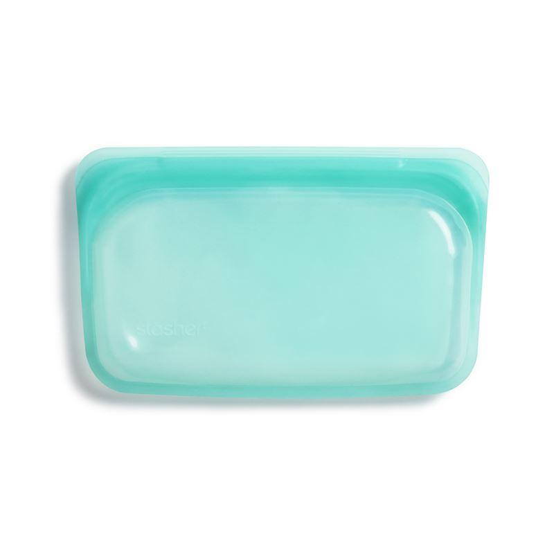 Stasher – Snack Bag 293ml Aqua