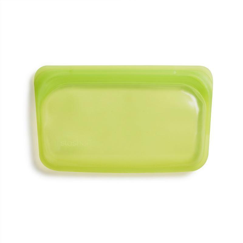 Stasher – Snack Bag 293ml Lime