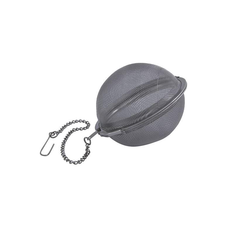 Metaltex – Large Mesh Tea Ball with Chain 7cm