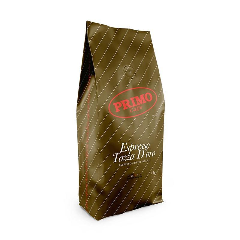 Primo – Espresso Tazza D'oro Coffee Beans 1Kg