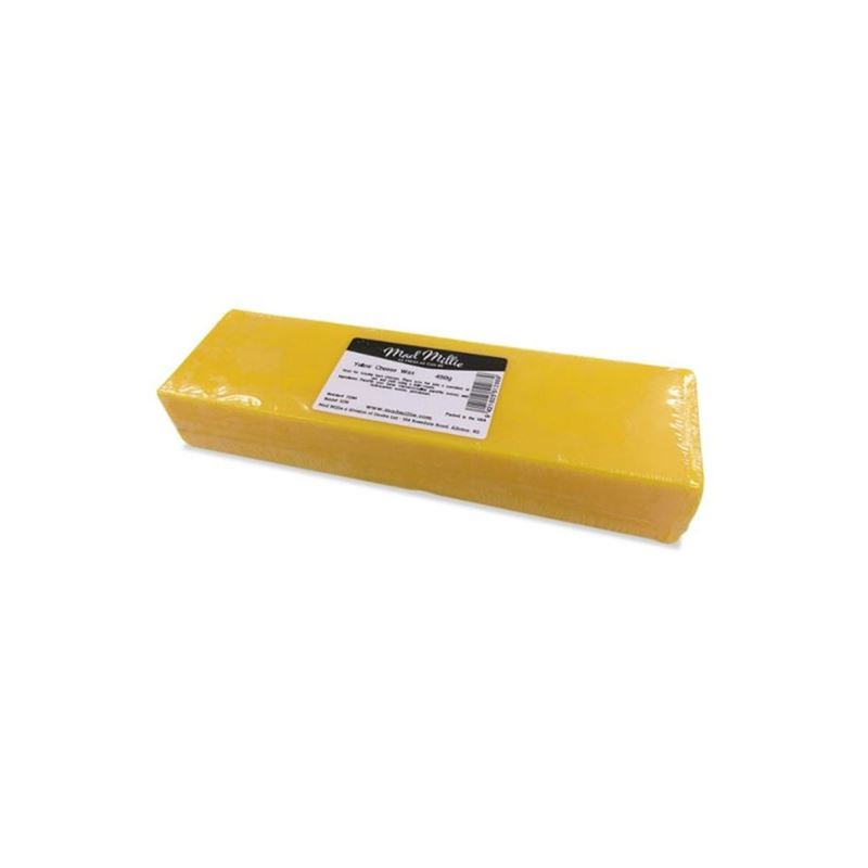 Mad Millie – Cheese Wax Block Yellow 450g
