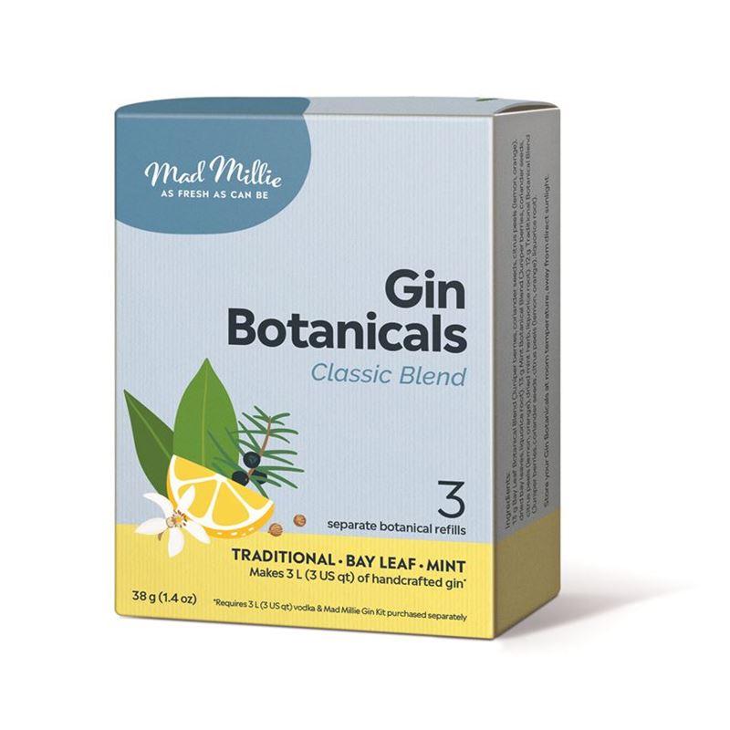 Mad Millie – Gin Botanicals