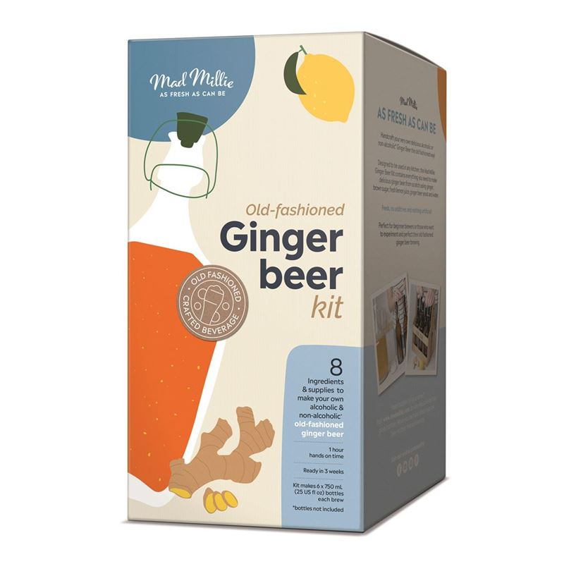 Mad Millie – Ginger Beer Kit