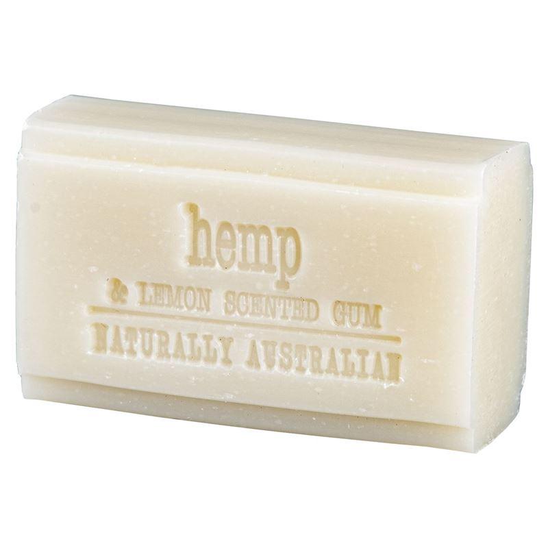 Natures Gift – Plant Based Fine Soap Hemp & Lemon Scented Gum 100g (Made in Australia)