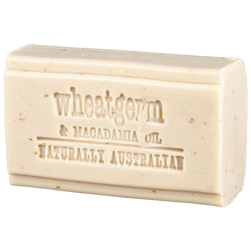 Natures Gift – Plant Based Fine Soap Wheatgerm & Macadamia oil (Made in Australia)