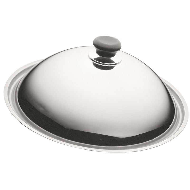 Scanpan Accessories -Stainless Steel Domed Lid For 38cm