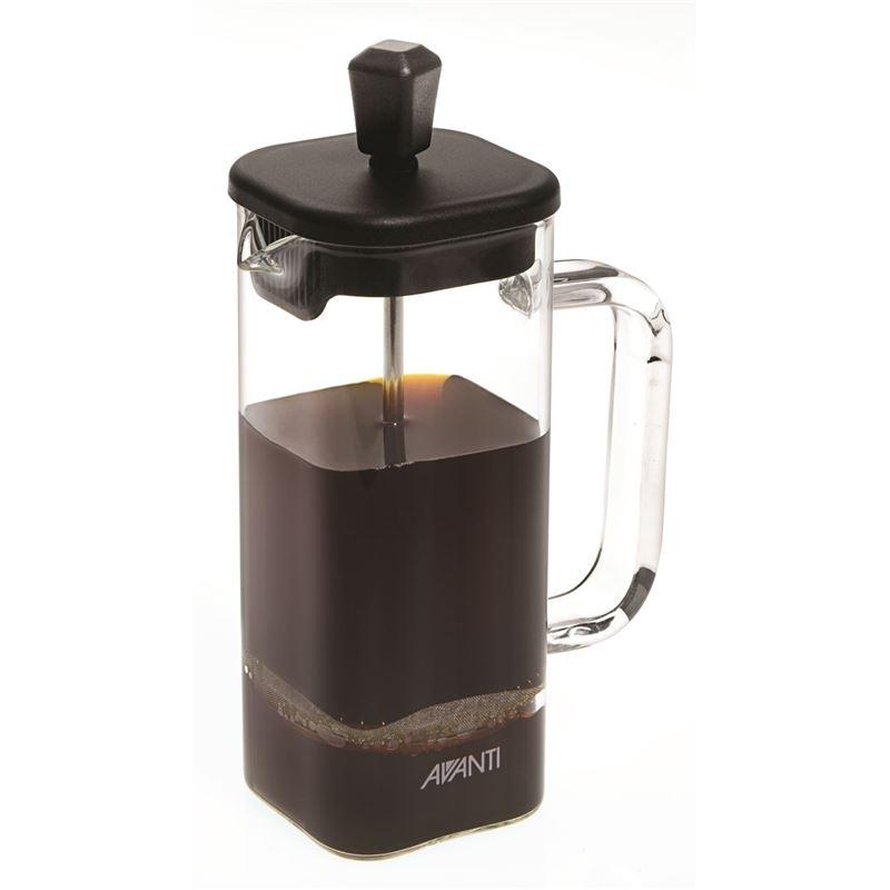 Avanti – Oslo Square Glass Coffee Plunger 350ml