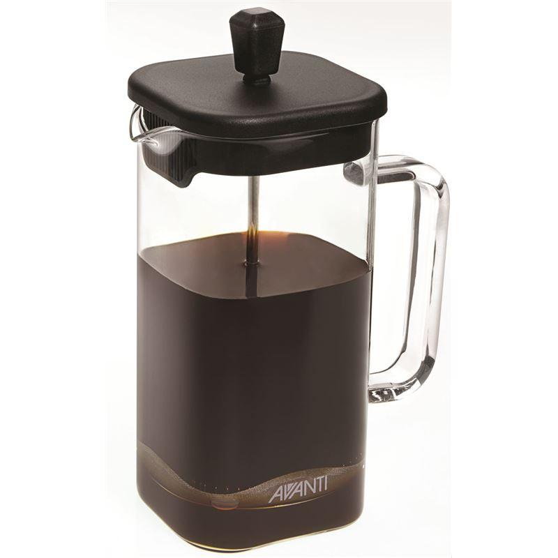 Avanti – Oslo Square Glass Coffee Plunger 800ml