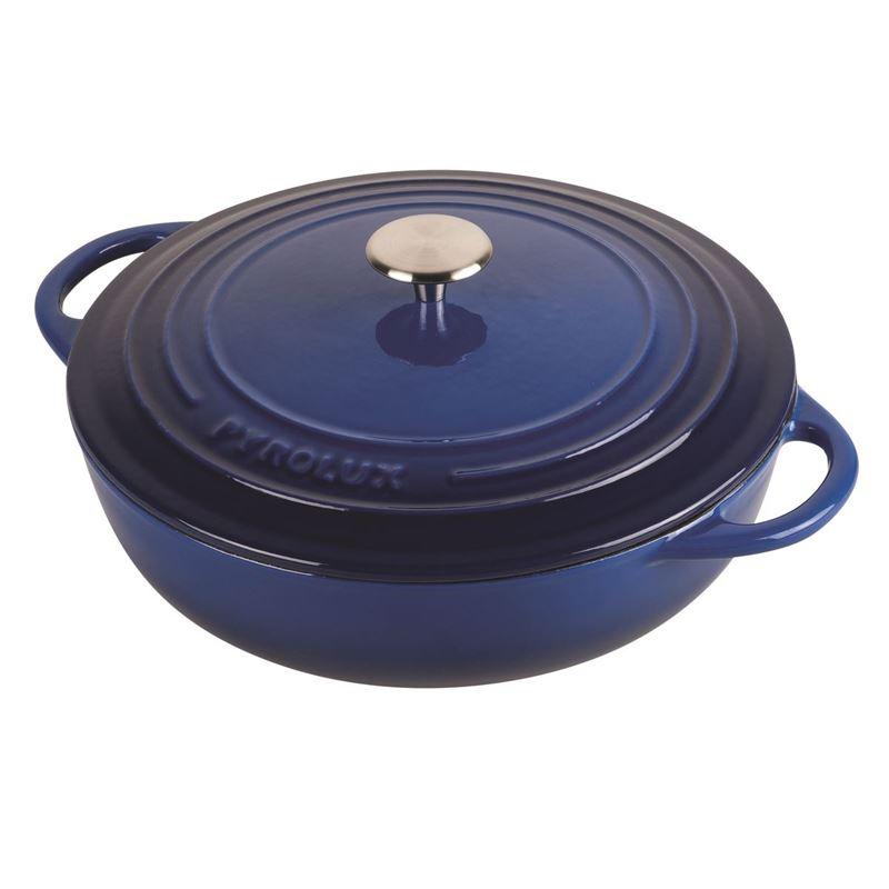 Pyrolux – PyroChef 28cm Chef's Pan Blue 4Ltr