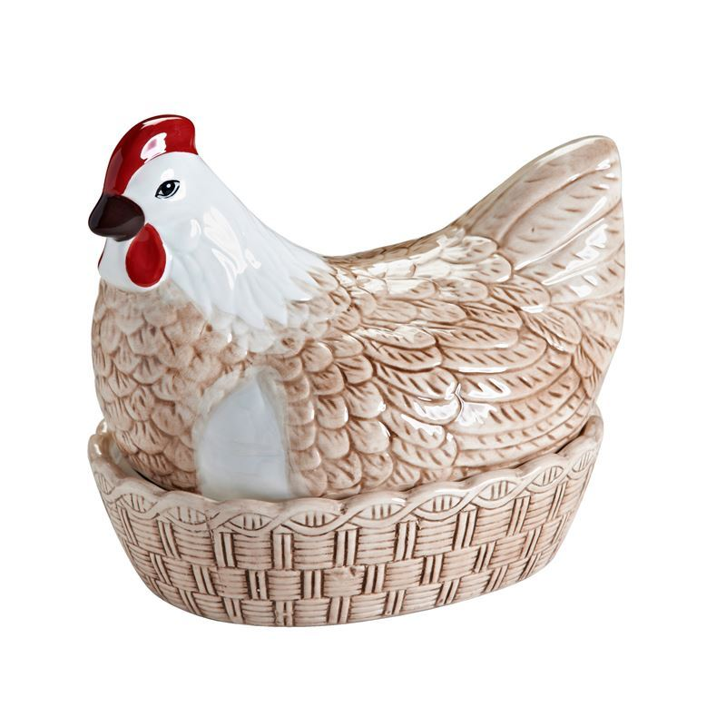 Mason Cash – Rise and Shine Hen Nest 18×16.5x21cm