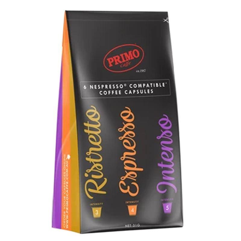 Primo – Espresso Capsules 6 Pack