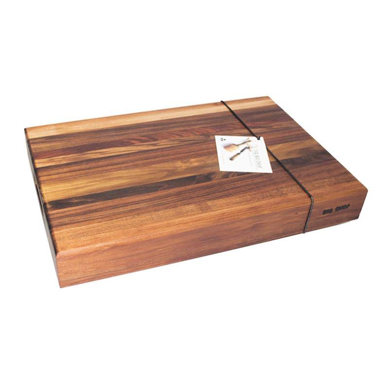 Big Chop – Franklin River Collection Rectangular Chopping Board 50x34x7cm (Made in Australia)