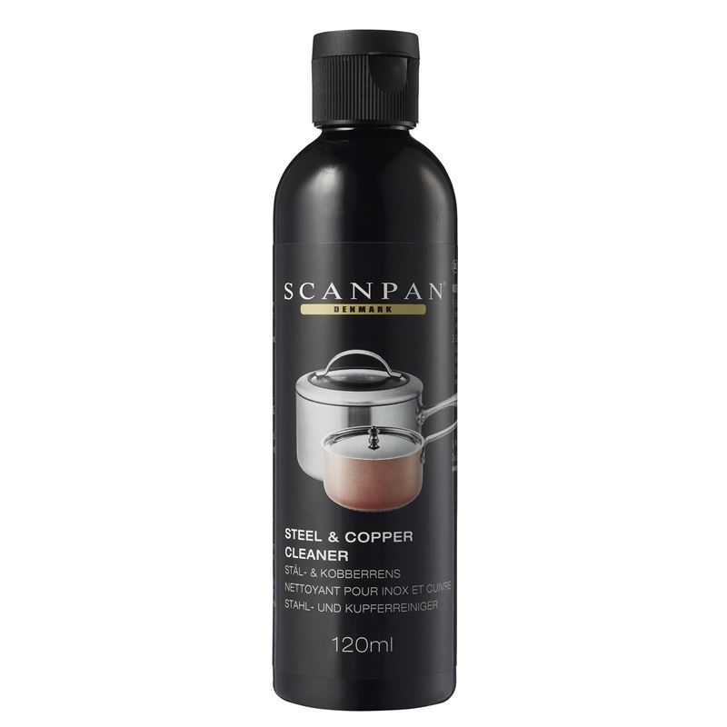Scanpan Accessories -Steel and Copper Cleaner 120ml