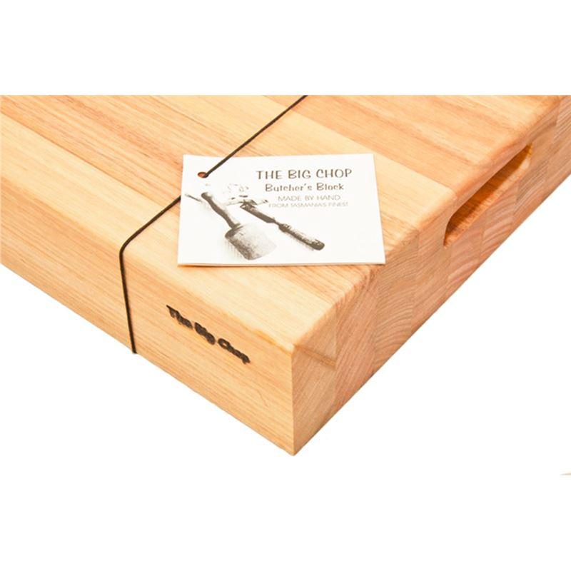 Big Chop – Butchers Block 50×35.5x9cm  (Made in Australia)