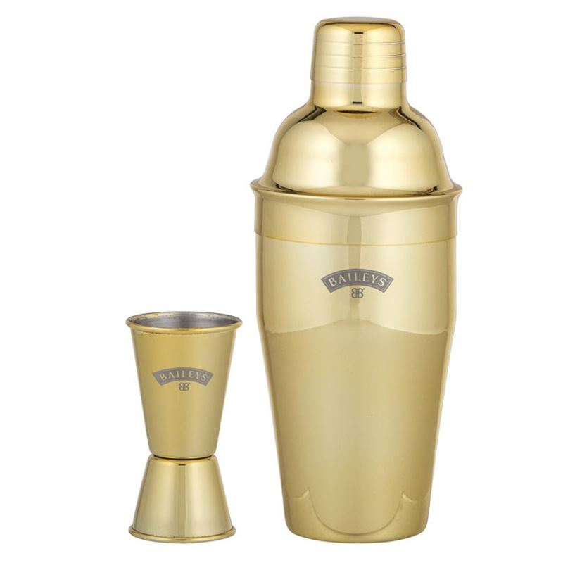 Baileys® – Cocktail Shaker and Jigger Set