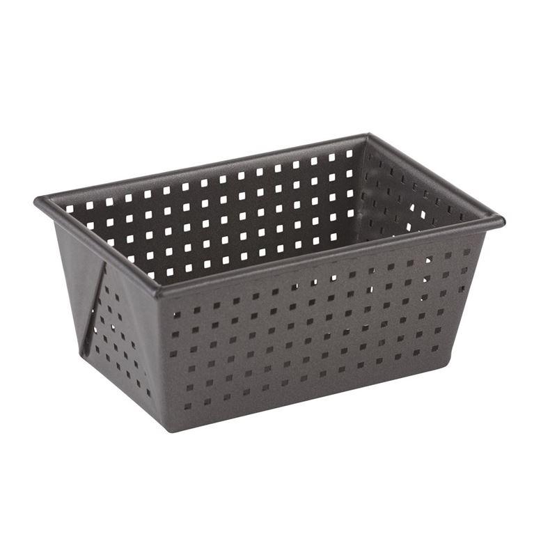 Masterpro – CrispyBake Non-Stick Box Sided Loaf Pan 15.5×9.5x7cm