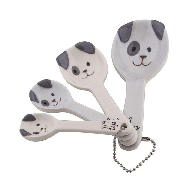 Emporium – Spotty Dog Novelty Measuring Spoons Set of 4