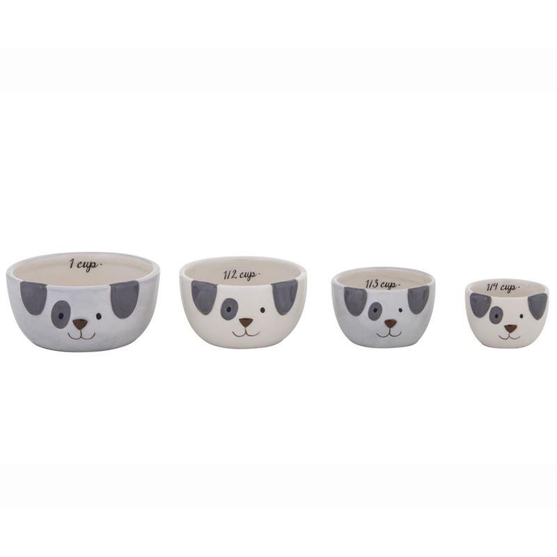 Emporium – Spotty Dog Novelty Measuring Cup Set of 4
