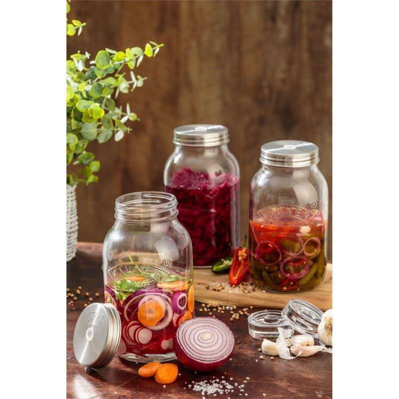 Kilner – Fermentation Jar Set of 2