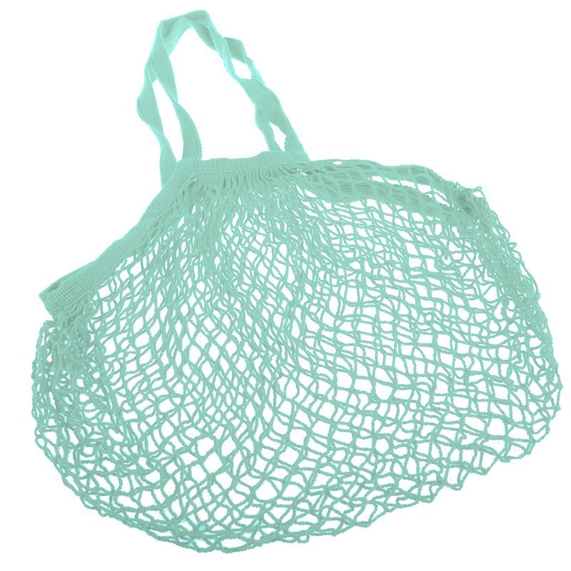 Appetito – String Bag with Long Handle Mint Green