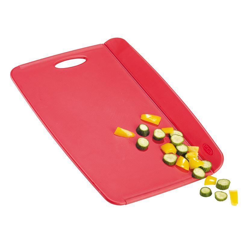 Edge Design – Foldable Cutting Board Red 40x28cm