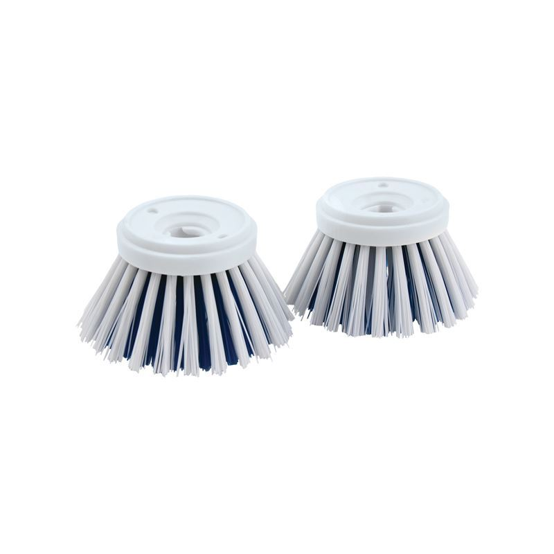 Tovolo – Soap Dispensing Palm Brush REPLACEMENT Head Set of 2